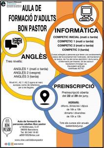 cartel AFA preinscripcion